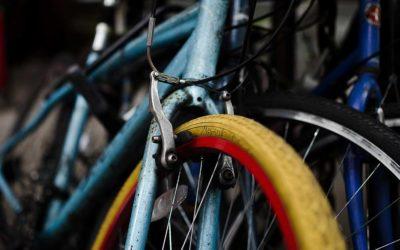 Cykelrensning i gemensamma utrymmen