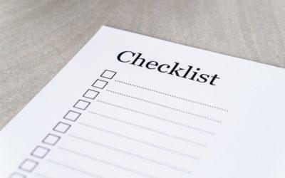 Föreningens checklista för andrahandsuthyrning