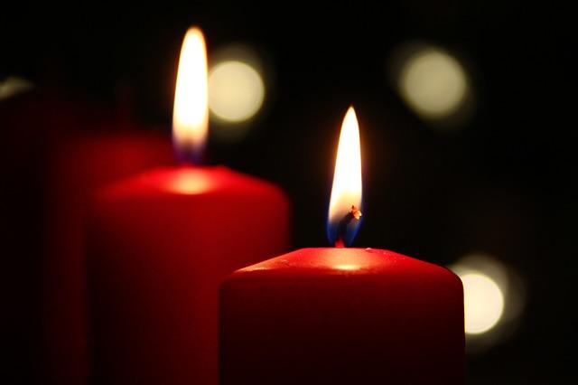 undvik bränder i jul